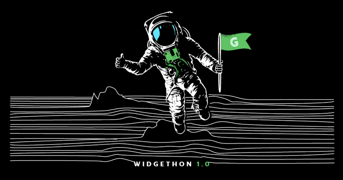 Widgethon (I): How I joined a Hackathon without Coding Experience