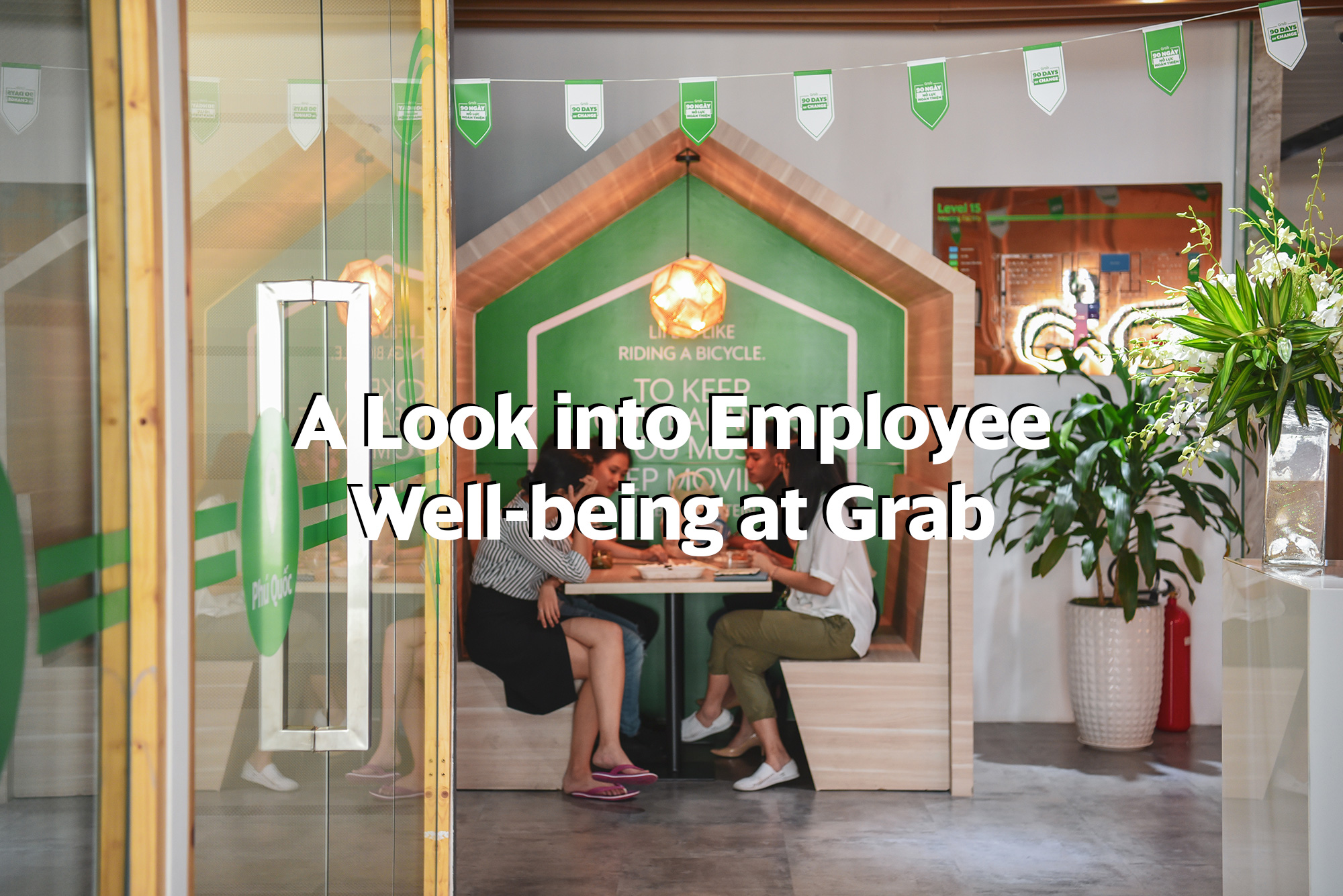 A Look into Employee Well-being