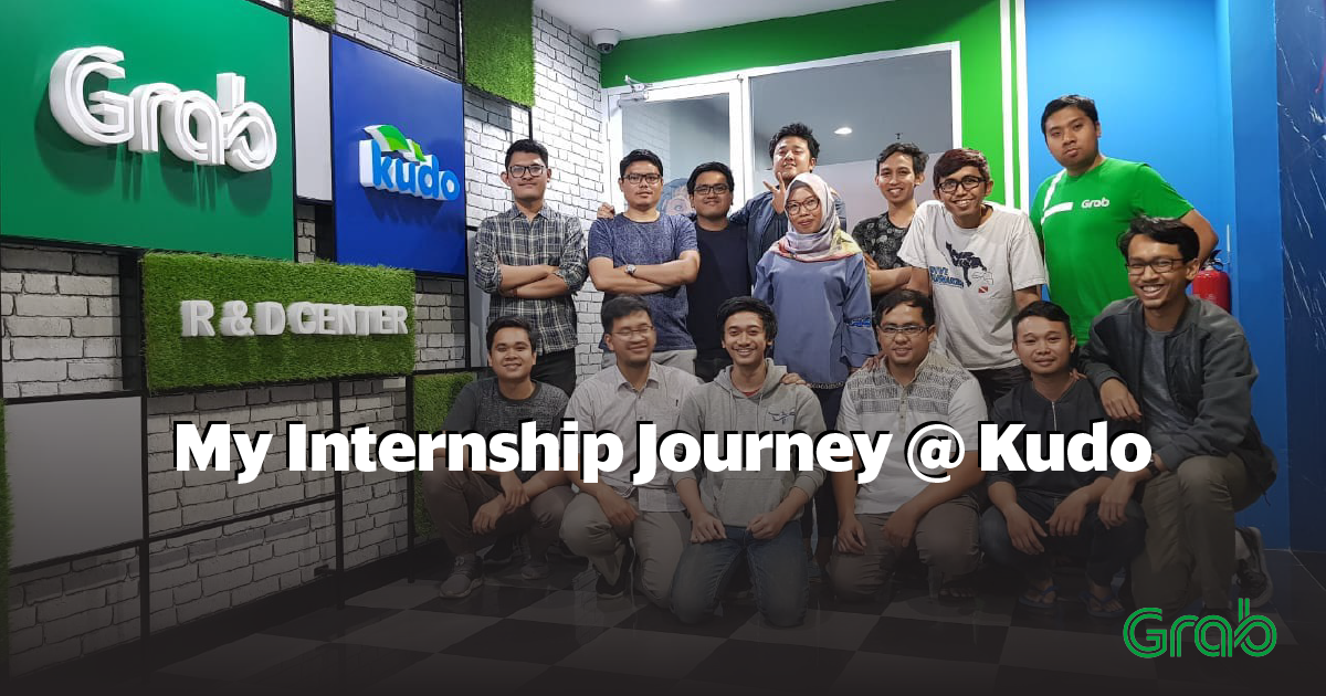 My Internship Journey at Kudo
