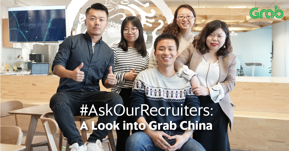 Our Recruiters: A Look into Grab China