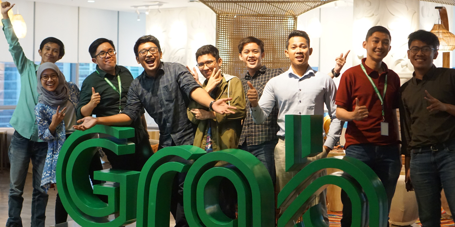 Growing with Grab: Management Trainee Programme