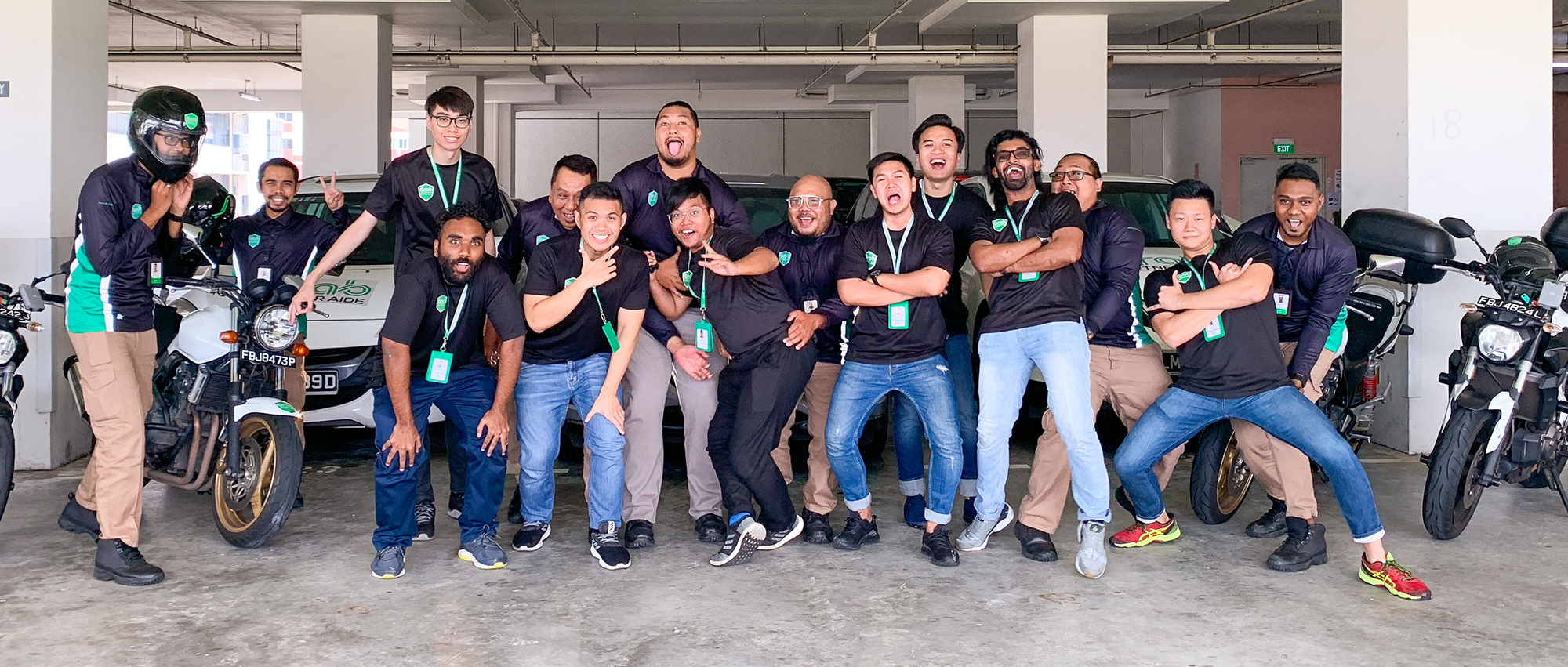 Meet the team that keeps Southeast Asia moving