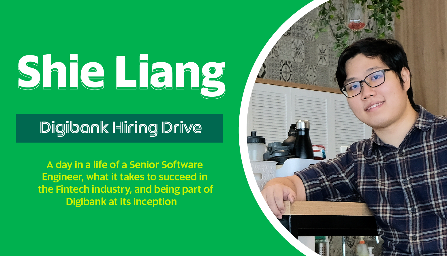 A day in the life of Digibank's Senior Software Engineer